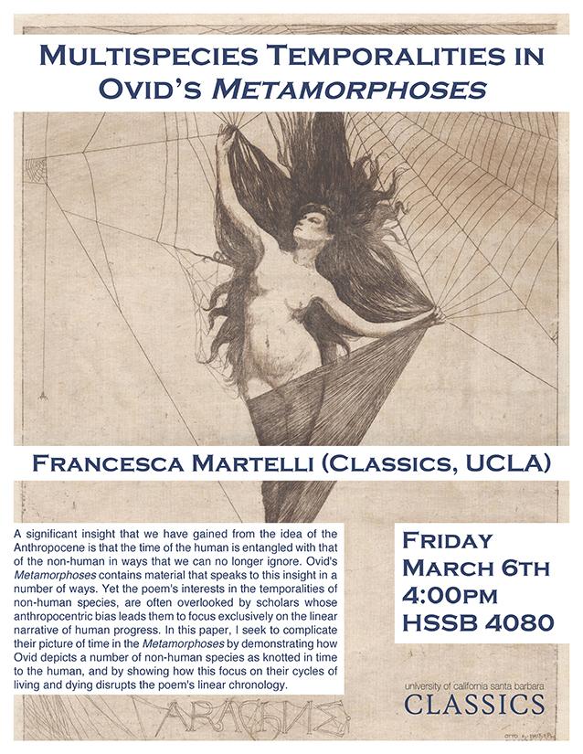 Martelli Event Flyer